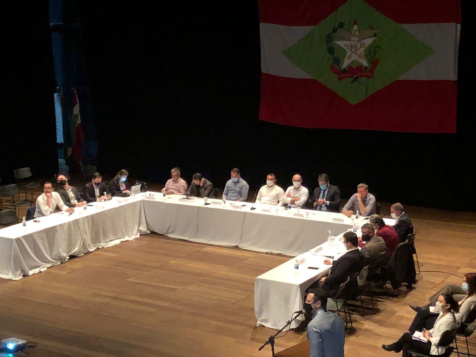 Indicadores de Desempenho: Novos indicadores são acompanhados em reunião do colegiado do Governo